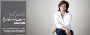 Maria Hall offers Ignite Free Strategy Session