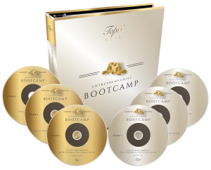 entrepreneurial bootcamp DVD package