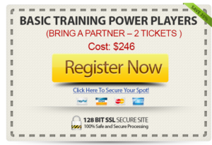 Basic Training Power Players Bring a Partner Coupon